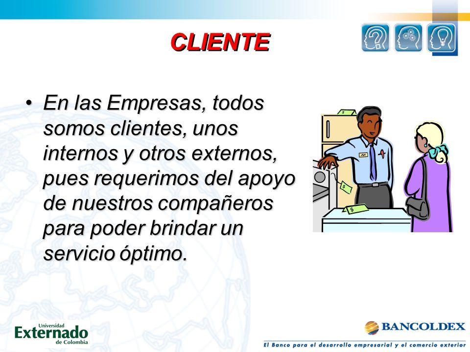 TRIANGULO DEL SERVICIO ESTRATE- GIA CLIENTE GENTE RECURSOS
