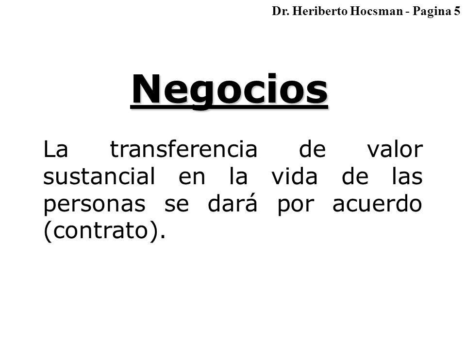 Negocios Dr.