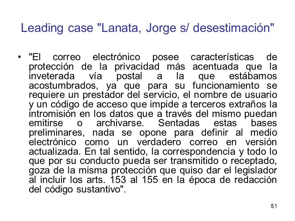 51 Leading case