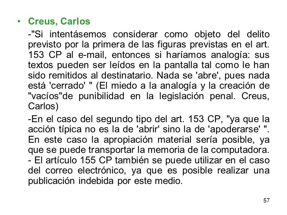 57 Creus, Carlos -