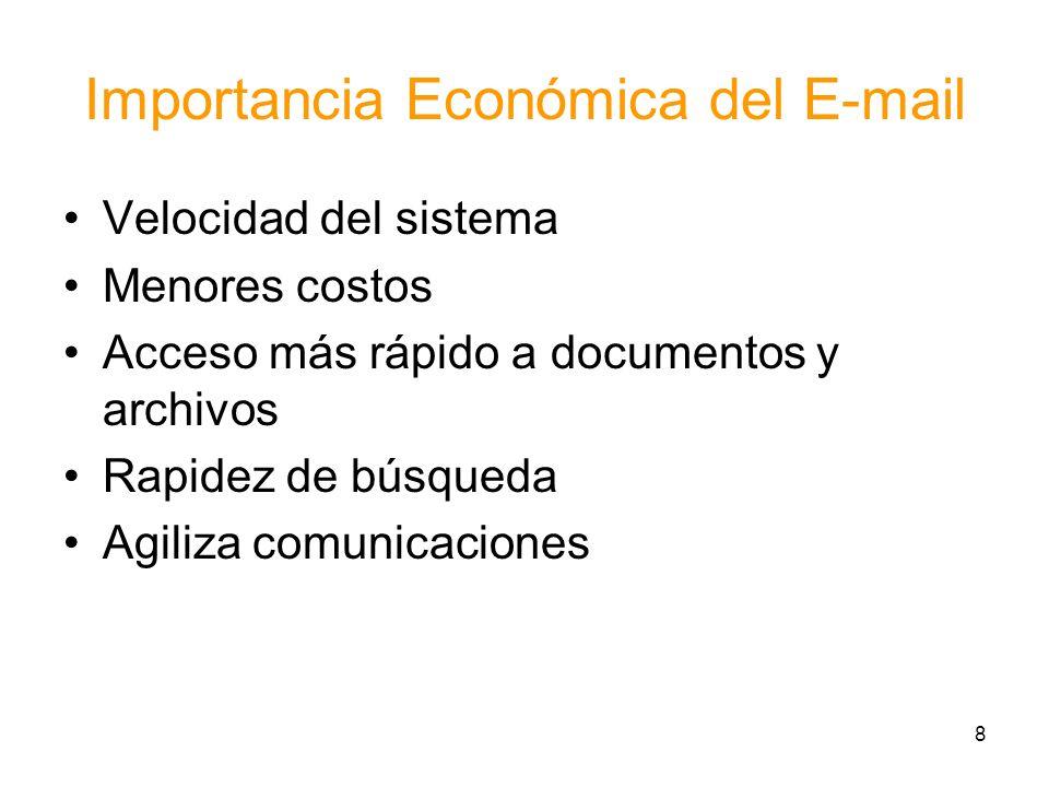 49 Anteproyecto de Ley de Regulación de las Comunicaciones Comerciales Publicitadas por correo electrónico (Spam ) (Secretaría de Comunicaciones) Art.