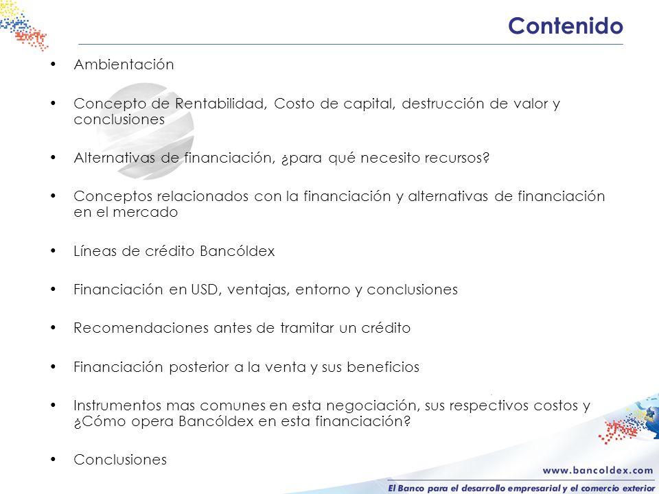 Información institucional Visite nuestro portal en Internet: JULIAN ANDRES BECERRA GOMEZ EJECUTIVO DEPARTAMENTO COMERCIAL NACIONAL Julian.becerra@bancoldex.com