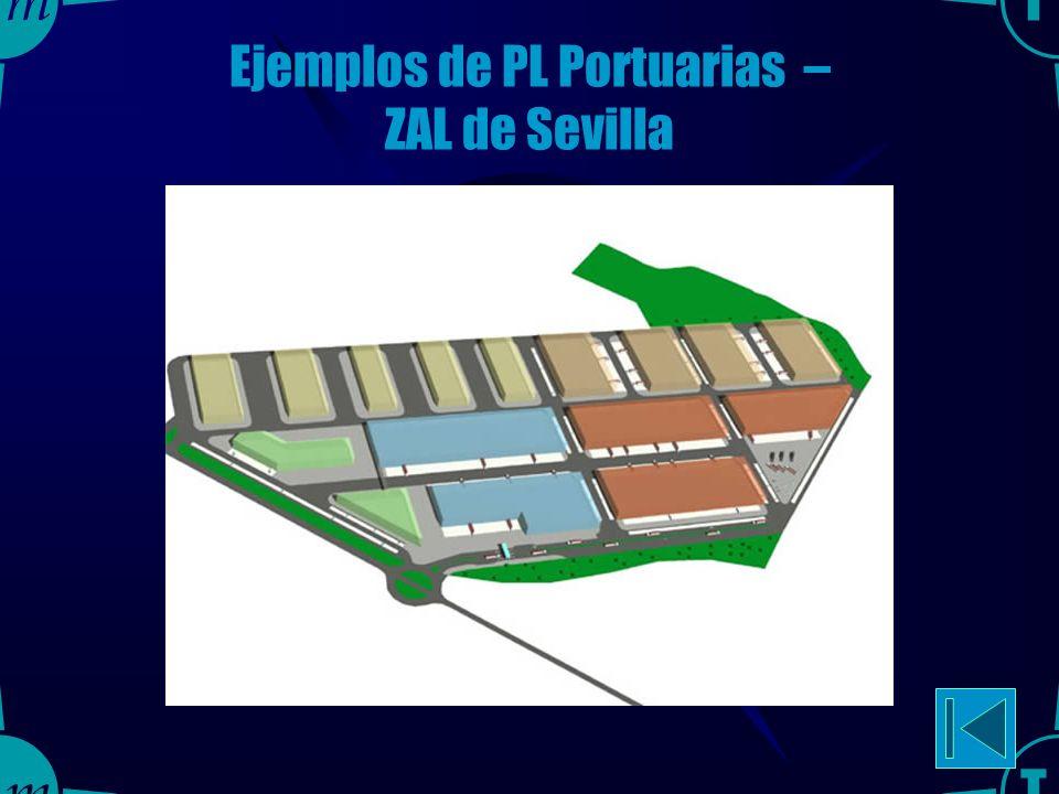 49 Ejemplos de PL Portuarias – ZAL de Valencia