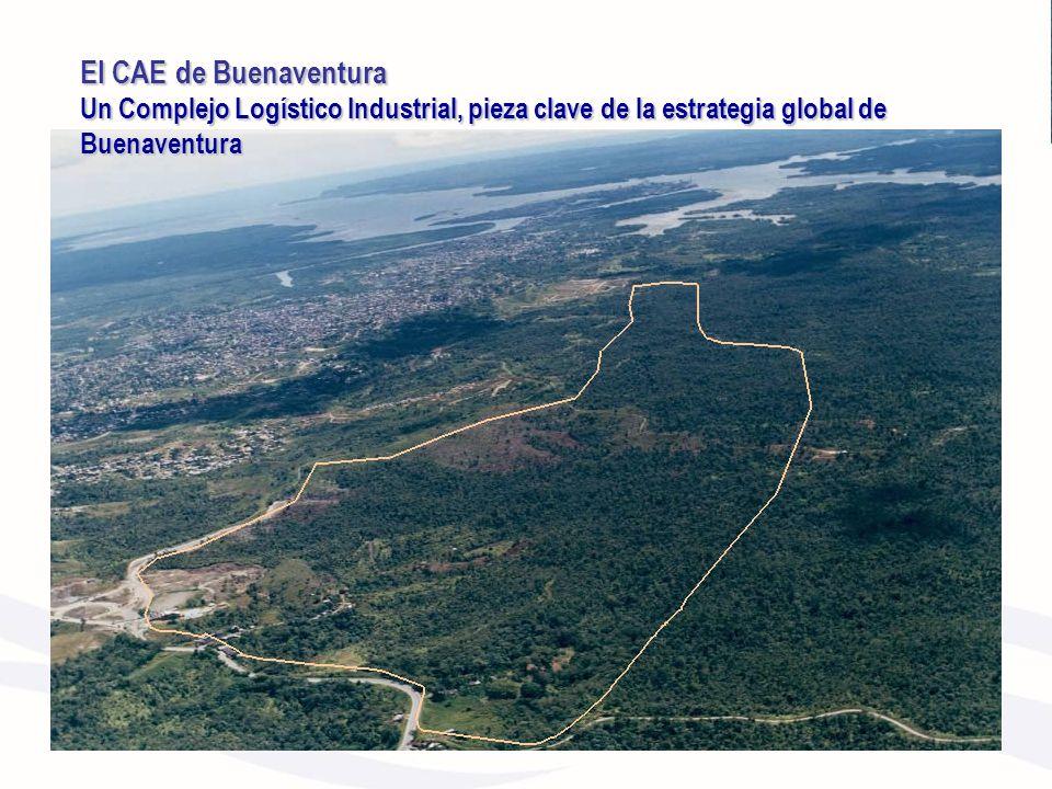 El CAE de Buenaventura Un Complejo Logístico Industrial, pieza clave de la estrategia global de Buenaventura
