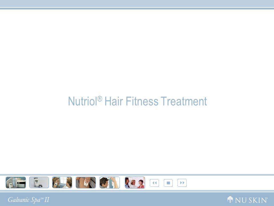 Nutriol ® Hair Fitness Treatment