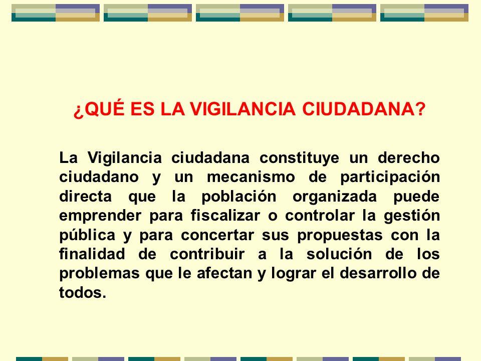 DEFENSORÍA DEL PUEBLO Funciones: Defensa de los derechos constitucionales de la persona y comunidad. Supervisión del cumplimiento de deberes de la adm