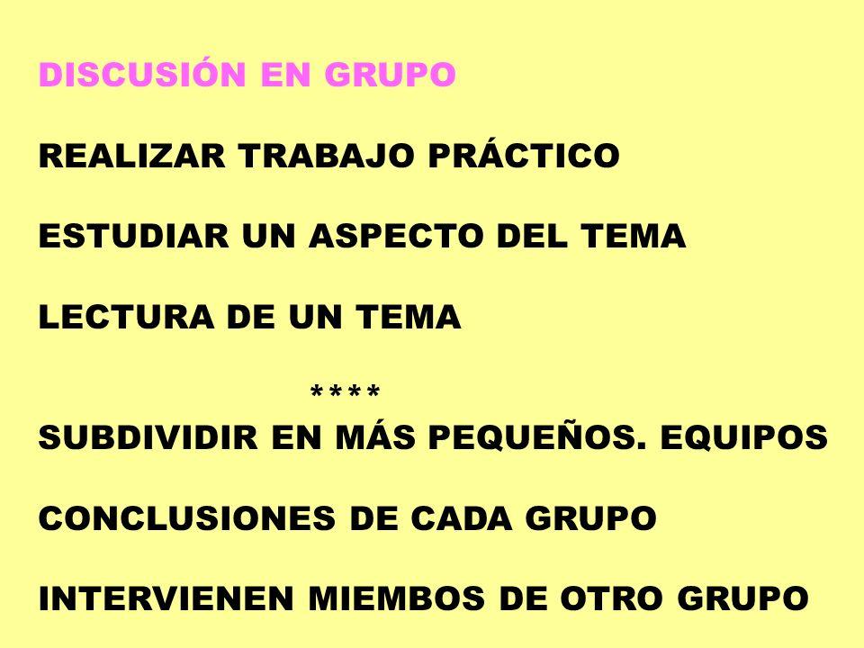 CONVERSATORIO CONVOCAR A GRUPO DE PERSONAS PARA HABLAR DE UN TEMA.