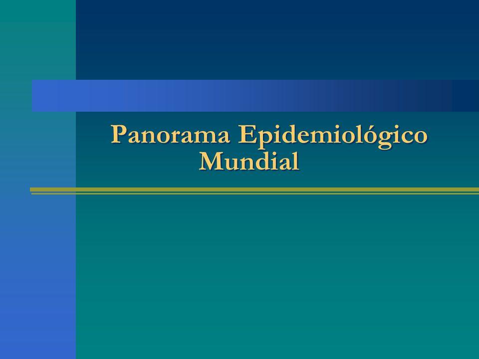 Panorama Epidemiológico Mundial