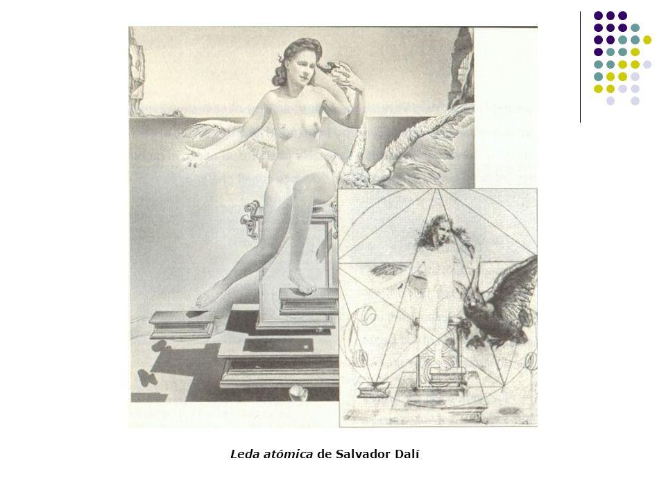 Leda atómica de Salvador Dalí