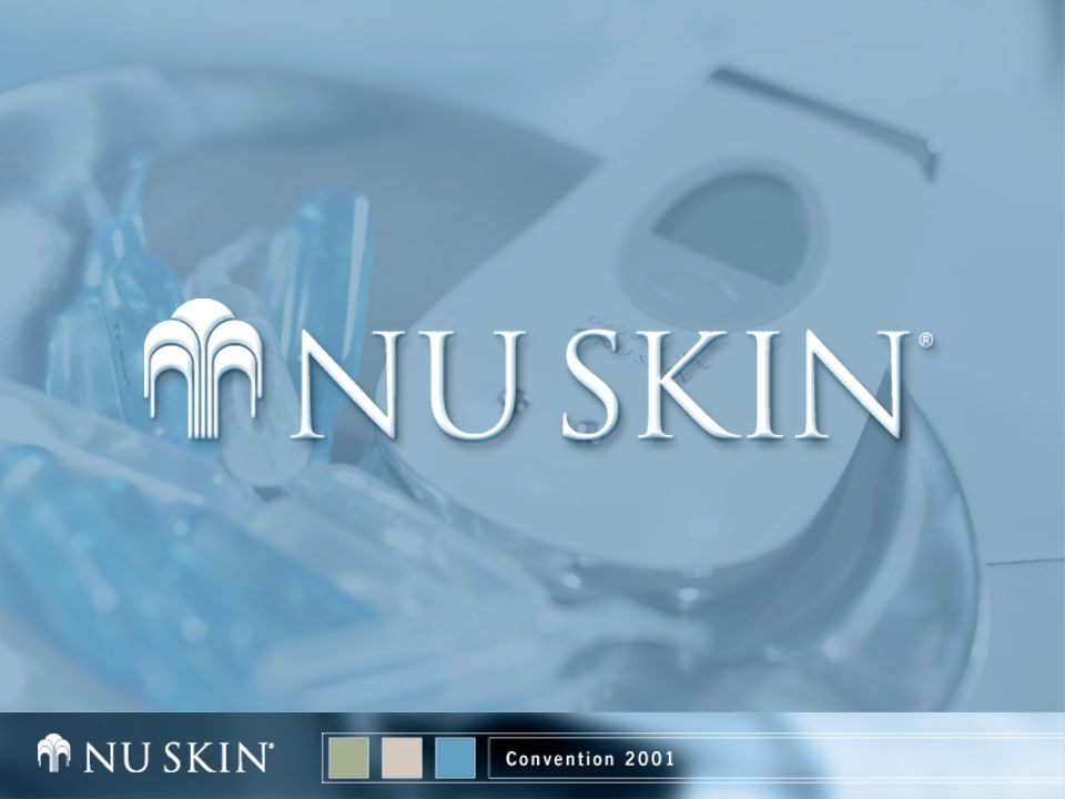 Nu Skin Galvanic Spa System Spa Instrument Icons Recharging Analyze I Analyze II Completed Button In Progress Button Low Battery