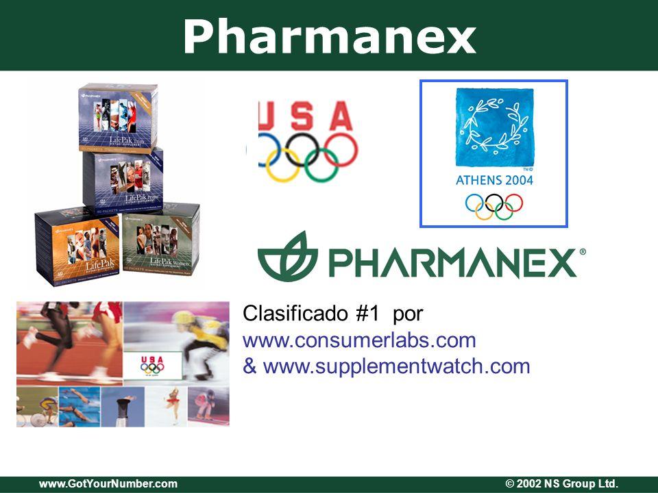 www.GotYourNumber.com © 2002 NS Group Ltd.Programa Total de Salud SEPA UD.