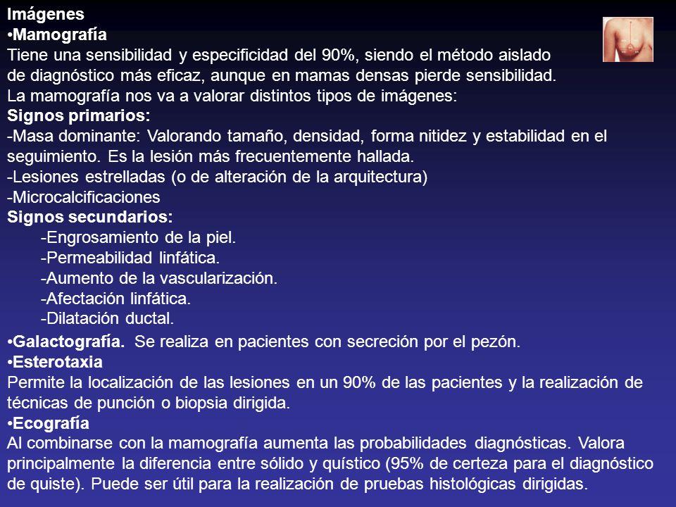 Termografía Presenta resultados muy variables e imprecisos, con una sensibilidad inferior al 50%.