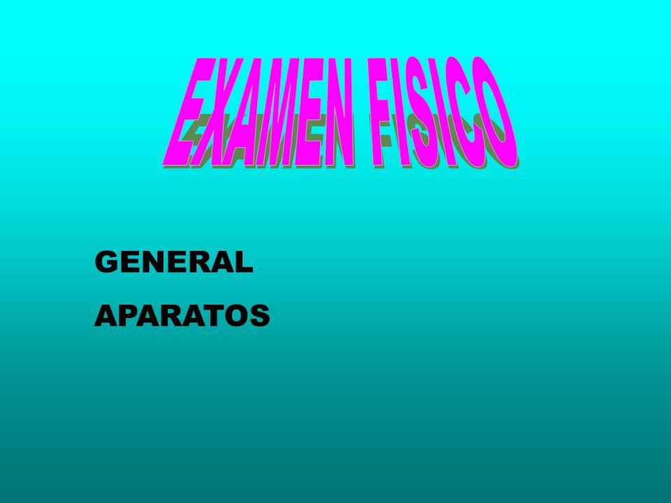 GENERAL APARATOS