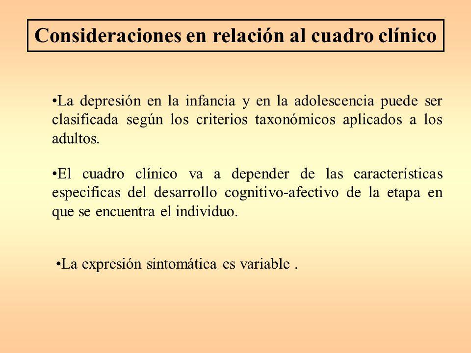 Etiopatogenia: Psicológicas Biológicas Factores Psicosociales Psicoanálisis. Conductual. Sociológicas. Tríada Cognitiva de Beck. Genéticas. Trastornos
