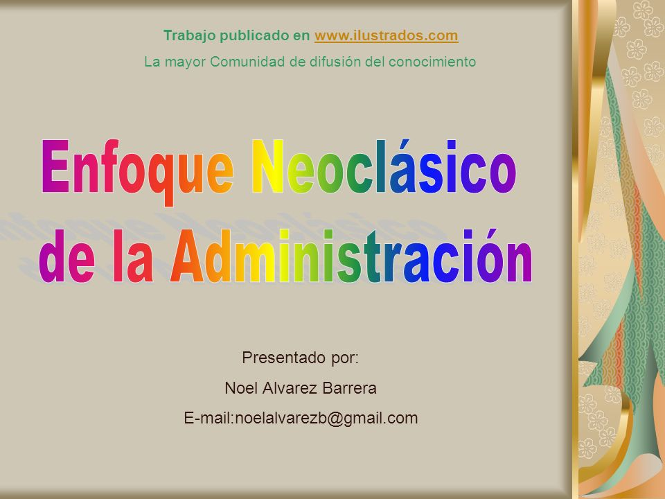 Presentado por: Noel Alvarez Barrera E-mail:noelalvarezb@gmail.com Trabajo publicado en www.ilustrados.comwww.ilustrados.com La mayor Comunidad de dif