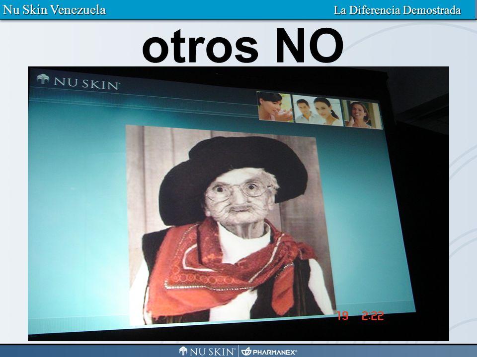 otros NO Nu Skin Venezuela La Diferencia Demostrada