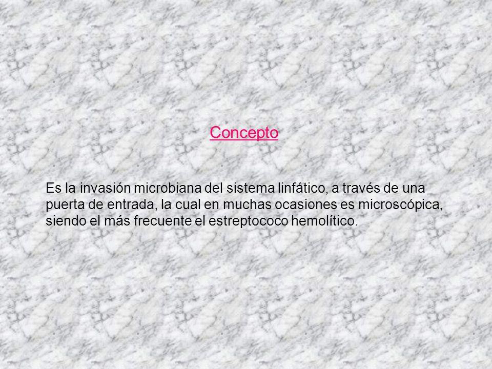 Lesiones traumáticas 1)Contusiones con hematomas 2)Heridas de la piel 3)Operaciones 4)Inyecciones IM o abordajes a venas 5)Esguinces y fracturas 6)Úlceras de apoyo Etiología Infecciosas 1)Piodermitis 2)Micosis(interdigital) 3)Sépsis de herida Enfermedades generales 1)Diabetes mellitus 2)TB 3)Encamamiento 4)Caquexia 5)Cáncer Enfermedades vasculares Venosas 1)Trombosis venosa 2)Várices 3)Úlceras varicosas 4)Operaciones venosas Arteriales 1)Operaciones arteriales 2)Gangrena Linfáticas 1)Lesiones traumáticas de los linfáticos 2)Hipoplasia del sistema linfático 3)Aplasia del sistema linfático