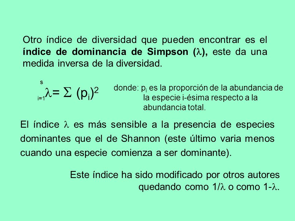 Un trabajo clásico dentro de la teoría de los índices es el de Hill.