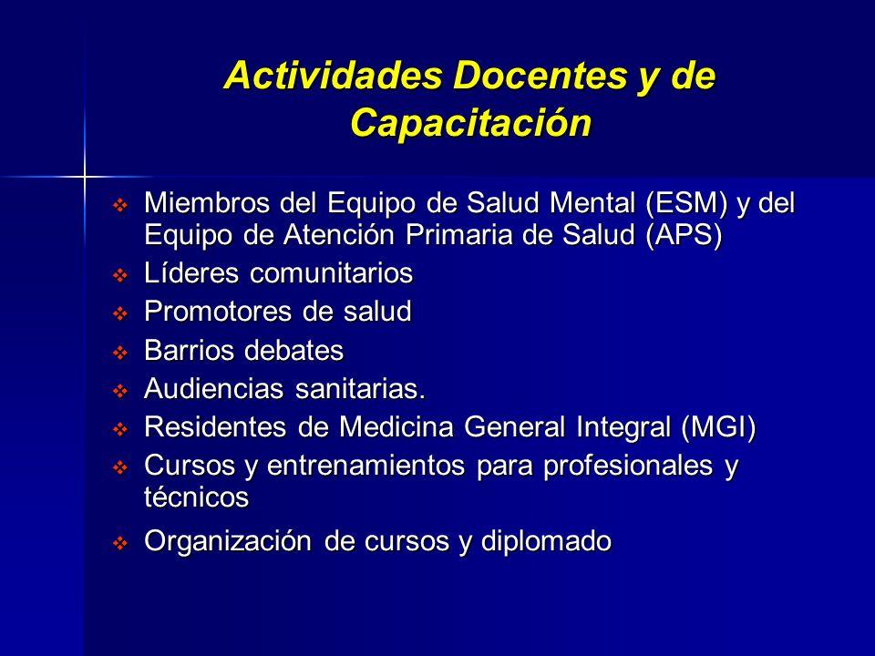 Instituciones de Trabajo Multisectorial Oficiales: Consejos Populares, Educación, Cultura, Deportes, Federación de Mujeres Cubanas, Comités de Defensa