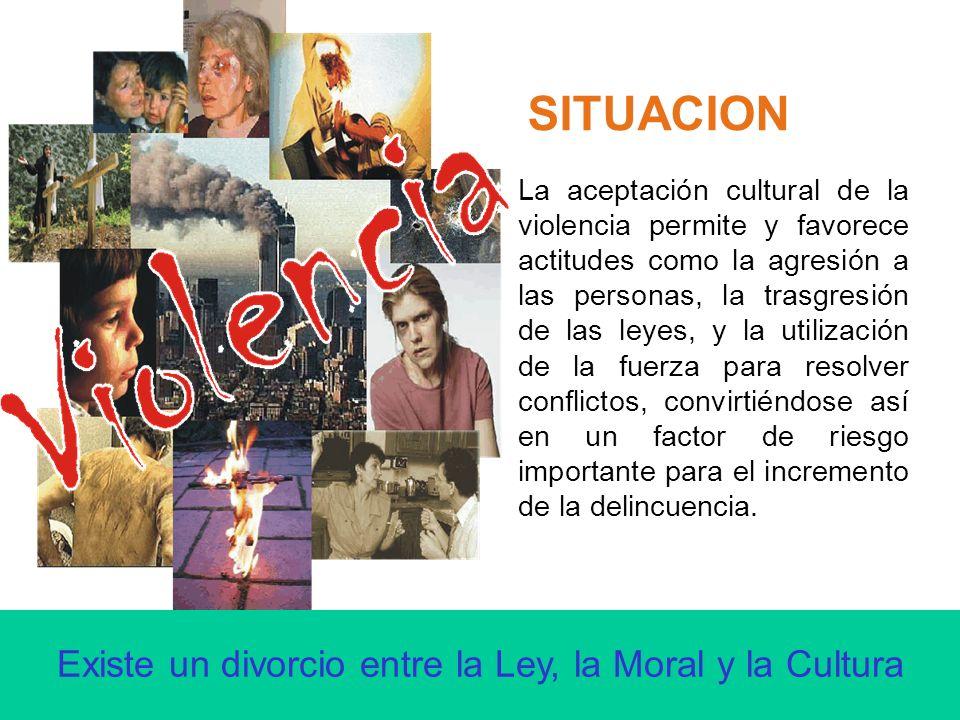 LOGROS Y METAS – RENDICIÓN DE CUENTAS 2001 ALCALDIA MAYOR BOGOTA D.C. Cultura Ciudadana 2003 SITUACION La aceptación cultural de la violencia permite