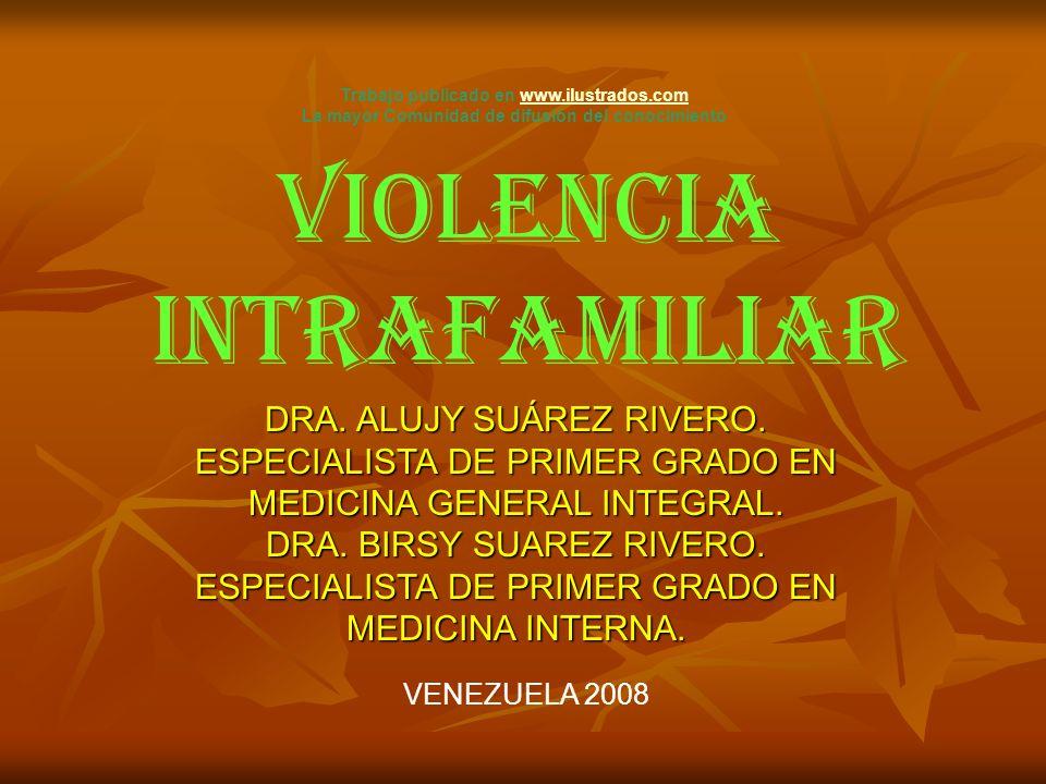 DRA. ALUJY SUÁREZ RIVERO. ESPECIALISTA DE PRIMER GRADO EN MEDICINA GENERAL INTEGRAL. DRA. BIRSY SUAREZ RIVERO. ESPECIALISTA DE PRIMER GRADO EN MEDICIN