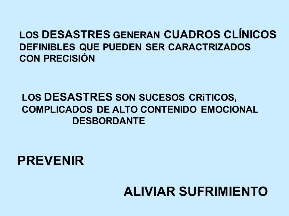 CONATIVA SOBREPROTECCIÓN DE LA SEGURIDAD AUTOAISLAMIENTO MUY ALERTAS A RATOS – SOBRESALTOS EVITAR ACTIVIDADES QUE RECUERDEN EL HECHO APARTARSE DE LUGARES Y/O PERSONAS CONFLICTOS PROGRESIVOS CON FAMILIARES MANTENERSE EXCESIVAMENTE OCUPADO