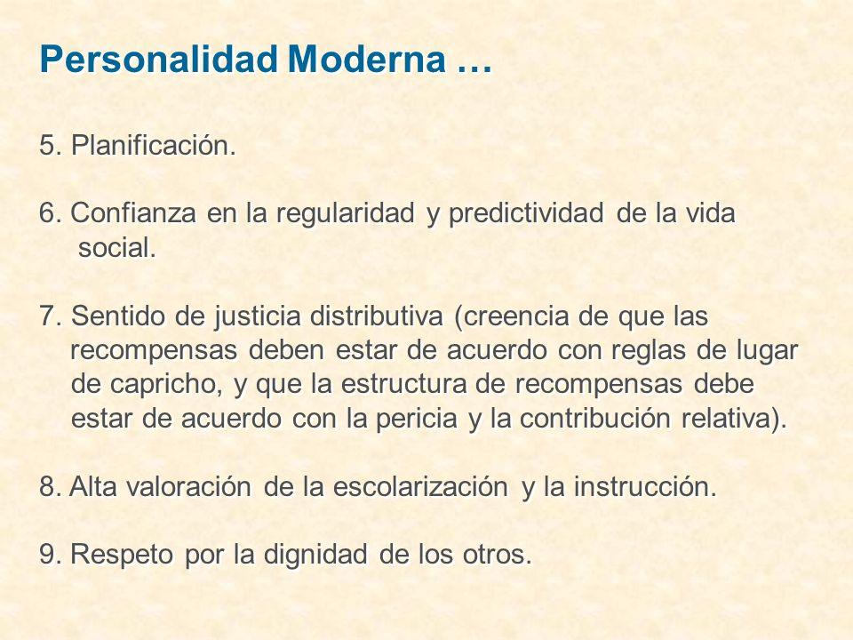 ¿Y después de la Modernidad ….