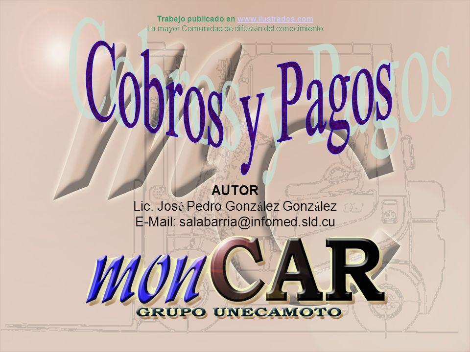 Trabajo publicado en www.ilustrados.comwww.ilustrados.com La mayor Comunidad de difusi ó n del conocimiento AUTOR Lic.