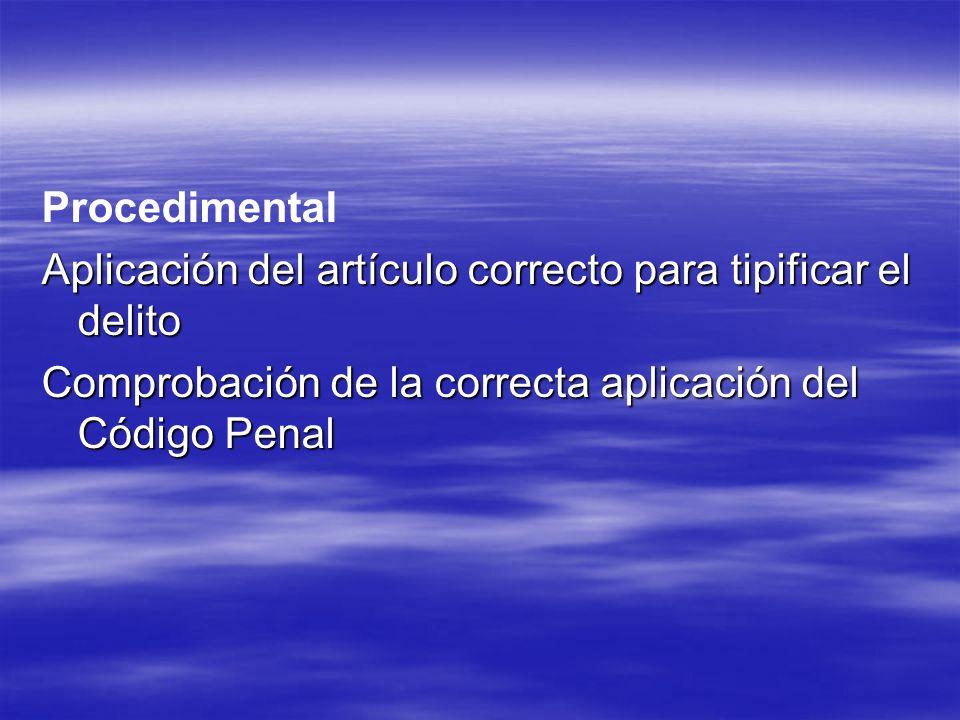 Dimensiones e indicadores: Cognitiva. Dominar leyes y decretos relacionados con la temática. Dominar el uso del Código Penal. Motivacional. Interés po