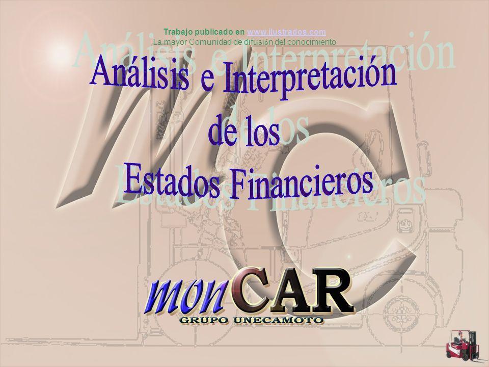 Trabajo publicado en www.ilustrados.comwww.ilustrados.com La mayor Comunidad de difusi ó n del conocimiento
