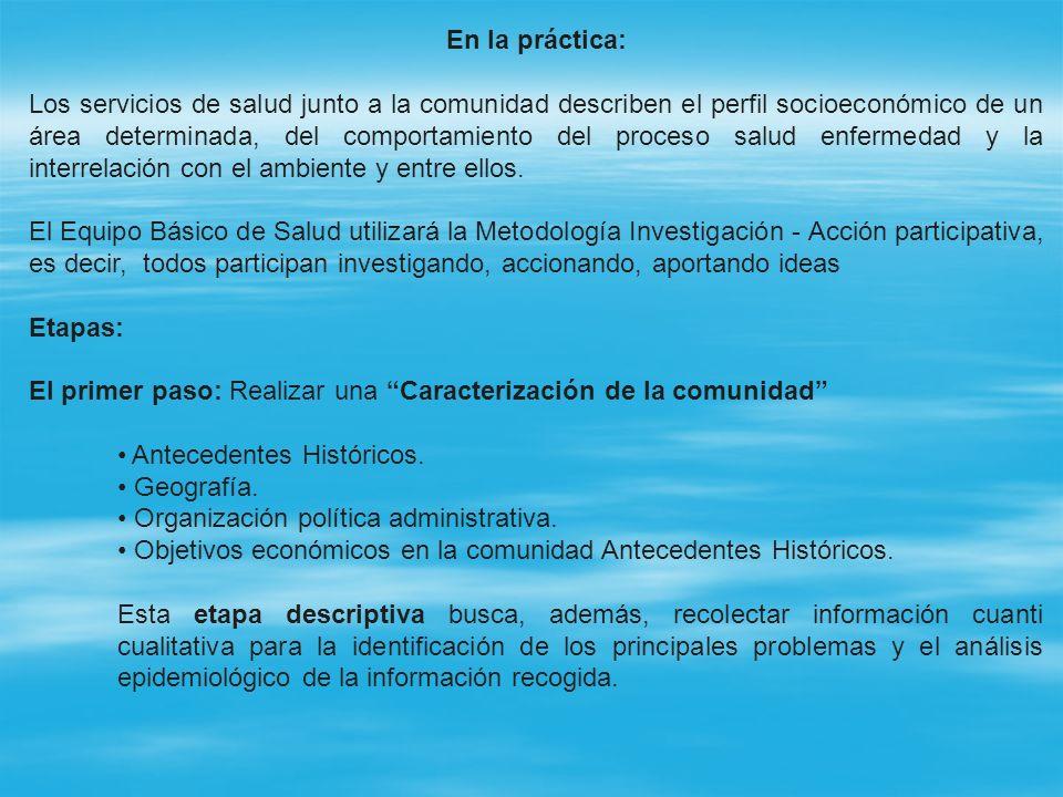 Análisis de la Situación de Salud: Instrumento científico - metodológico útil para identificar, priorizar y solucionar problemas comunitarios a partir