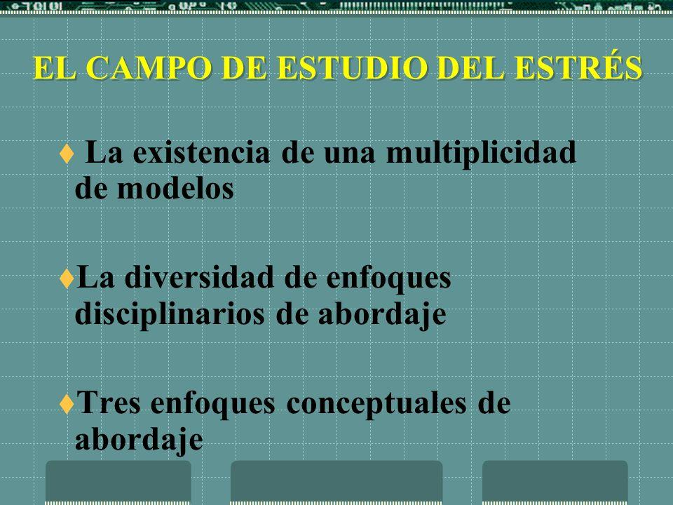 RECONCEPTUALIZACIÓN DEL CAMPO DE ESTUDIO DEL ESTRÉS PERSPECTIVA LAKATIANA PROGRAMAS DE INVESTIGACIÓN RIVALES