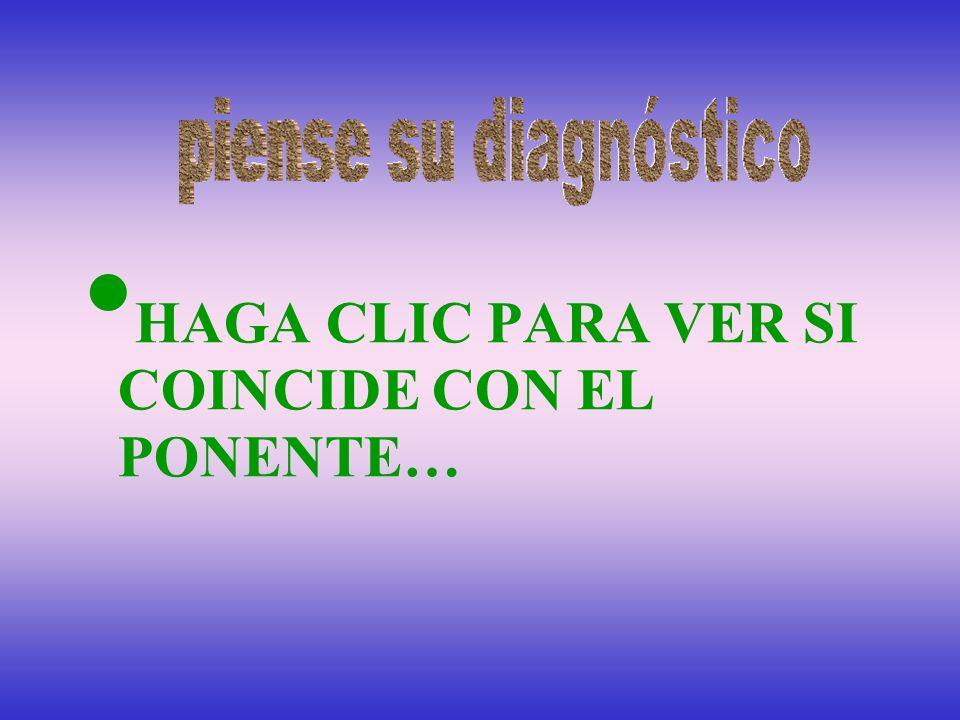 HAGA CLIC PARA VER SI COINCIDE CON EL PONENTE…