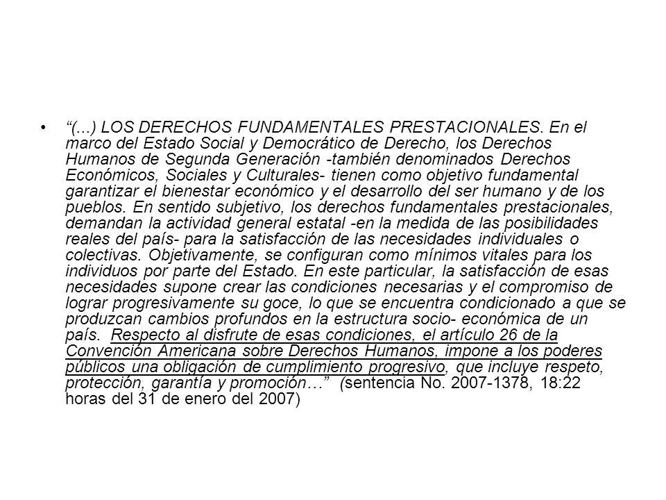 Presupone también el reconocimiento de la propina como salario, que puede derivarse: –De la interpretación realizada por la Sala Segunda.