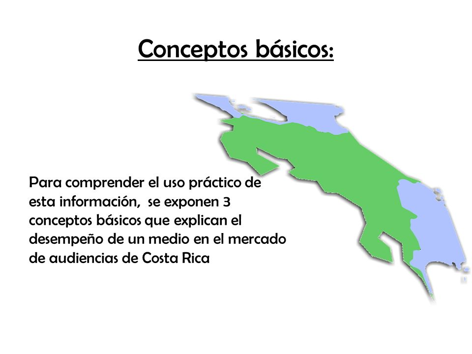 Variable: Nivel educativo de los costarricenses Costa Rica 2.445.000 personas Perfil: Visto de forma simple, el Perfil es un porcentaje.