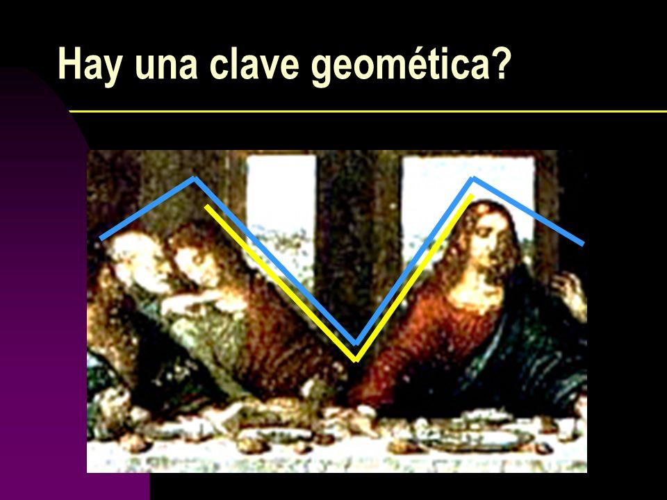Hay una clave geomética?