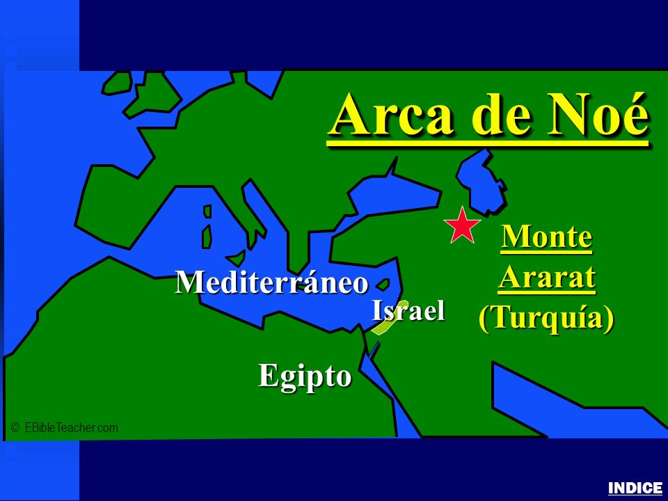 Egipto Delta del Nilo Nilo El Gran Mar (Mediterráneo) Mar Rojo PenínsulaSinaí Canaán Ruta Tradicional Tradicional del Exodo NASA Photo © EBibleTeacher.com Codorniz/Maná Mt.