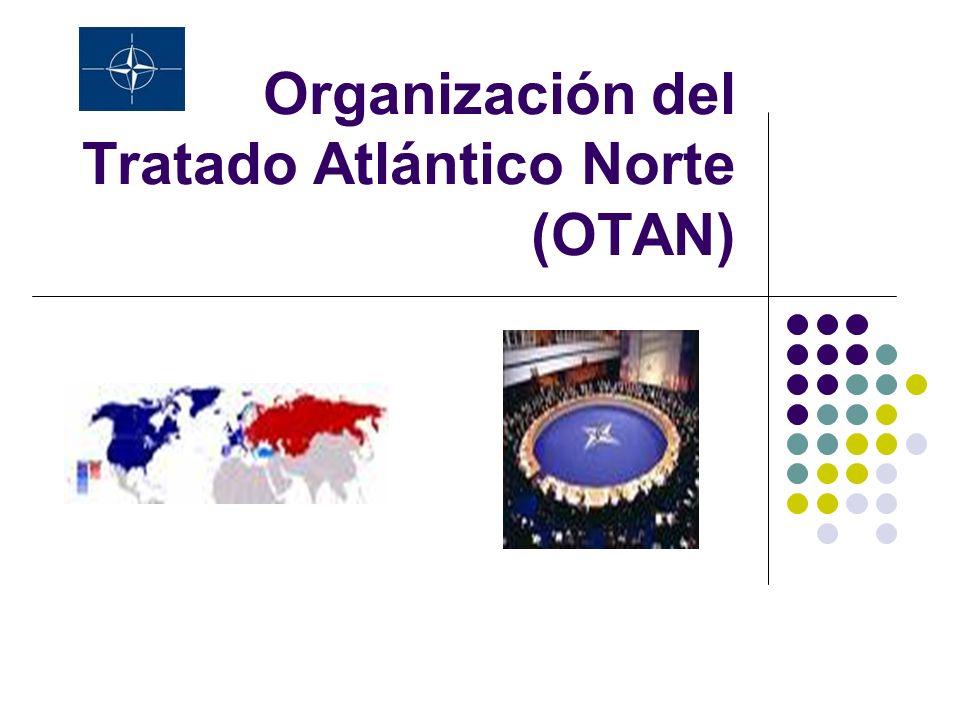 ¿Qué es la OTAN.