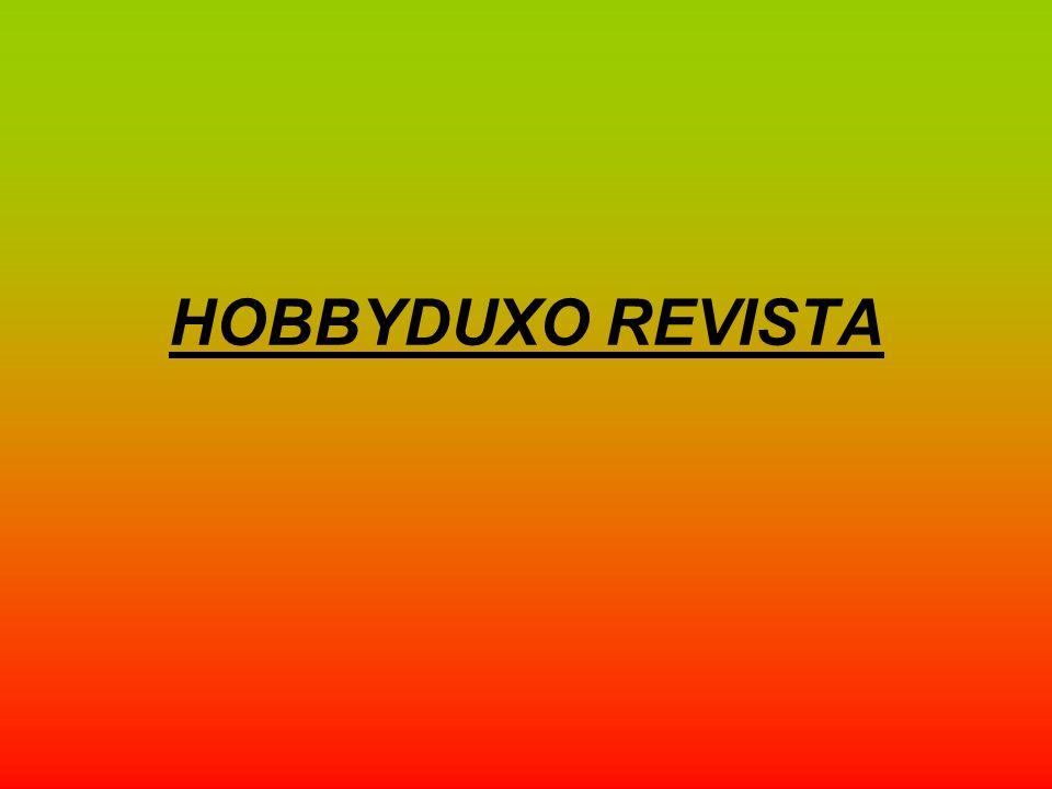 HOBBYDUXO REVISTA