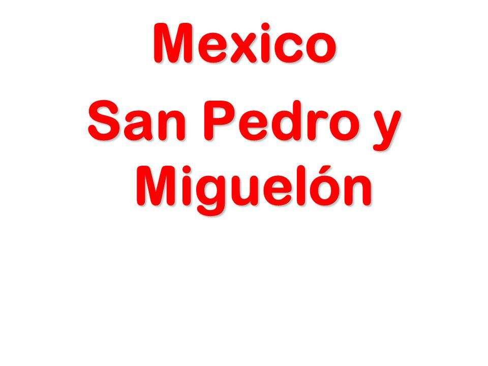 Mexico San Pedro y Miguelón