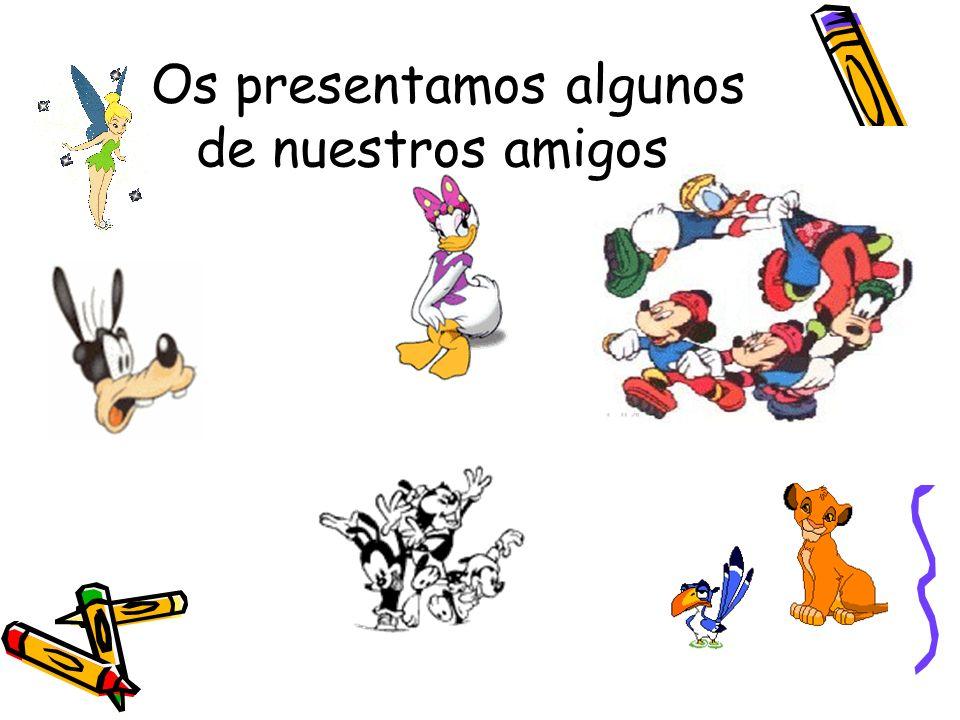 """La presentación """"BIENVENIDOS AL MUNDO DE LOS DIBUJOS ANIMADOS Os ..."""