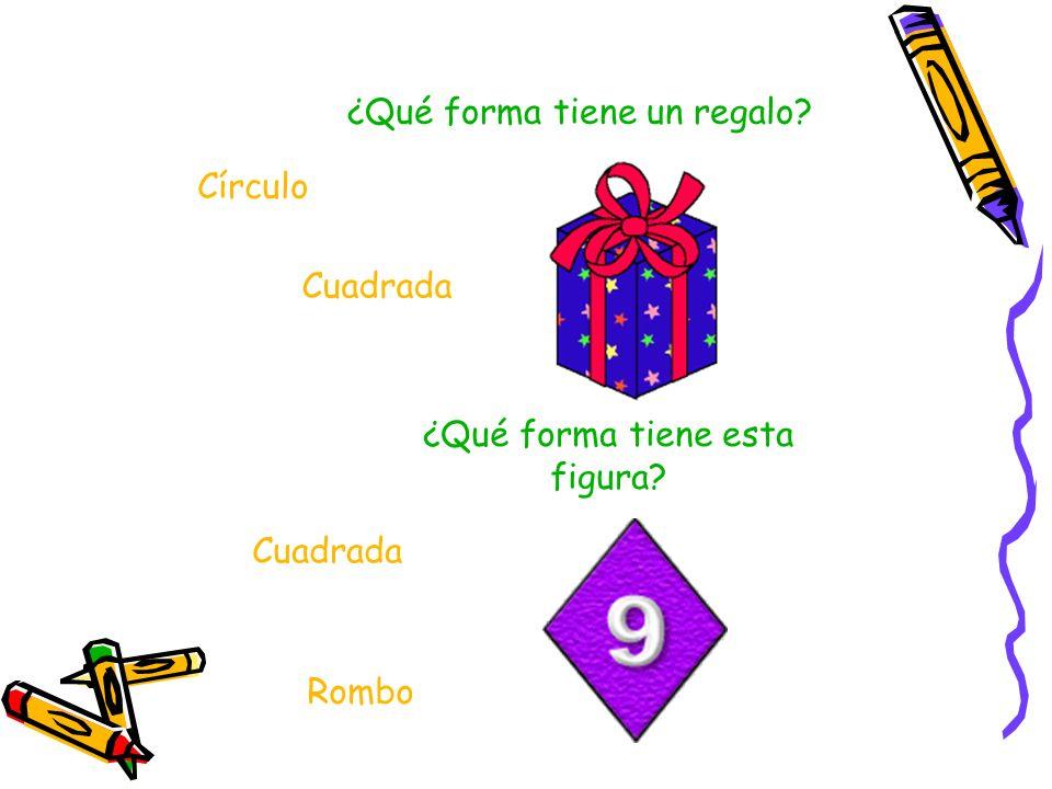 Aprendemos mejor las formas geométricas ¿qué forma tiene esta figura? ¿Cómo es el sol? ¿Conforma de círculo o de rombo? RomboTriángulo Círculo Rombo 1