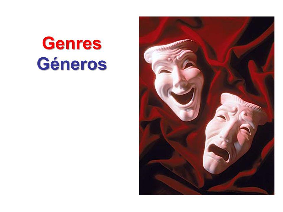Genres Géneros