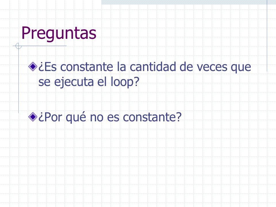 Ejemplo Imprime los números del 1 al 50 Dim i Document.Write For i = 1 To 50 Document.Write i &, Next Document.Write Inicio del ciclo Fin del ciclo