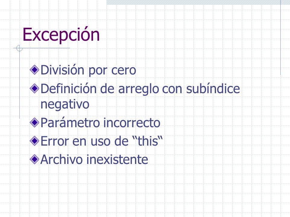 Debugging – Aserción Mensajes indicativos de control de flujo Dicen por donde va el programa Si pasó por determinadas instrucciones Usualmente con MsgBox