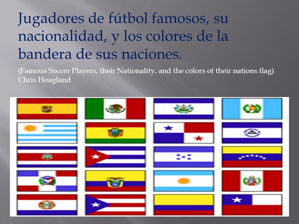Fernando Torres es de España La bandera de los países es de color rojo, amarillo y blanco.