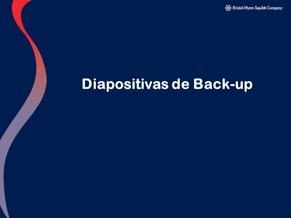 Diapositivas de Back-up