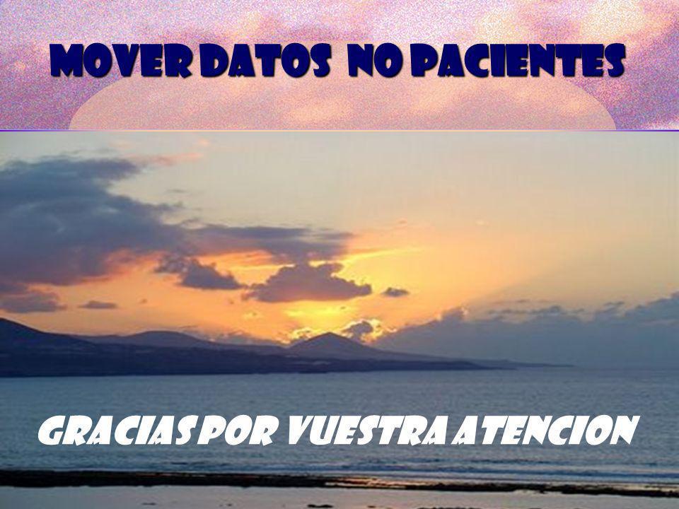 MOVER DATOS NO PACIENTES GRACIAS POR VUESTRA ATENCION