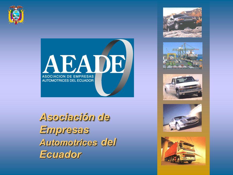Asociación de Empresas Automotrices del Ecuador