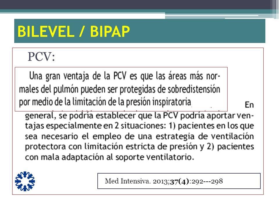 Configurando BiLevel Presione MODE SETUP VENT SETUP APNEA SETUP ALARM SETUP BILEVEL / BIPAP